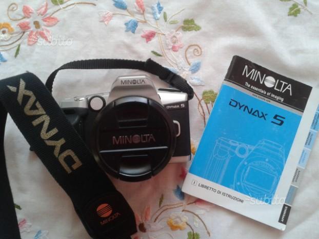 Minolta - pellicola - fotografica