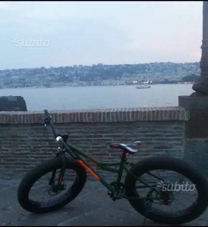 Fat bike 26×4