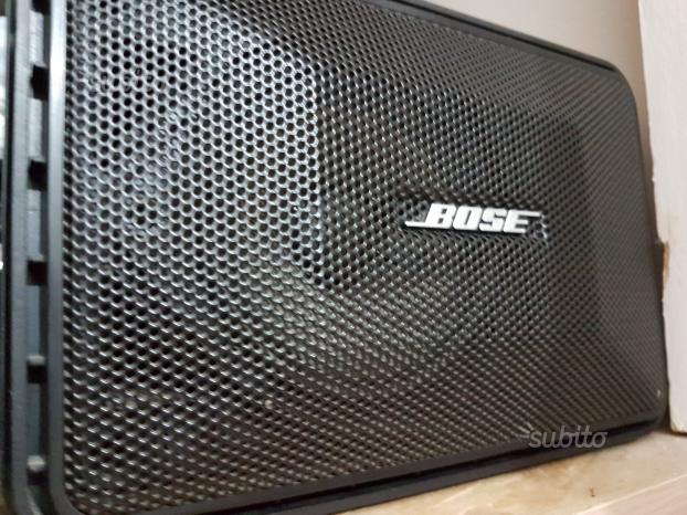 Bose modello 101