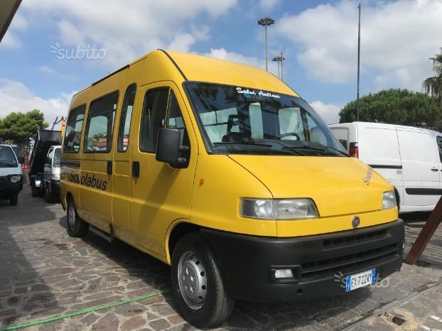 SCUOLA BUS FIAT DUCATO 25 posti anno 1998