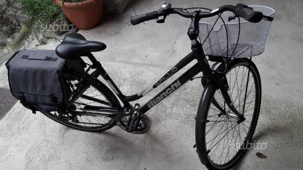Bicicletta Bianchi da passeggio