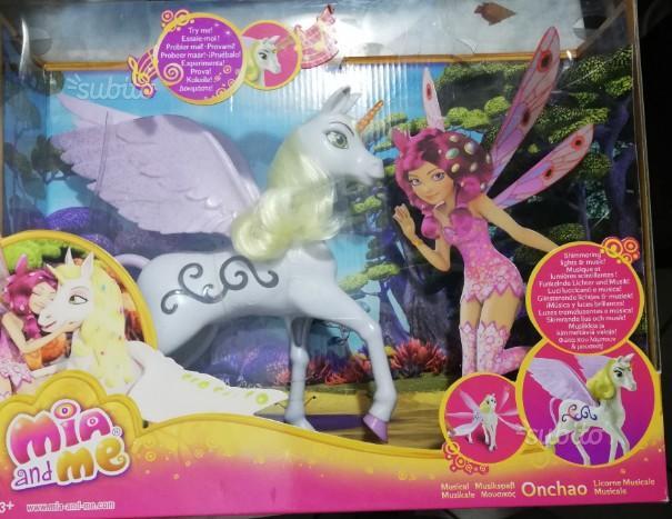 Mia and me, onchao, l'unicorno magico