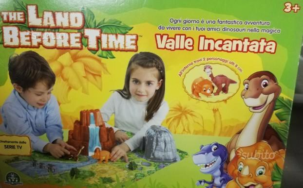 The land before time, la valle incantata