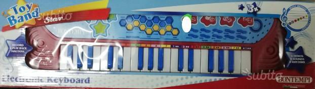 Tastiera bontempi