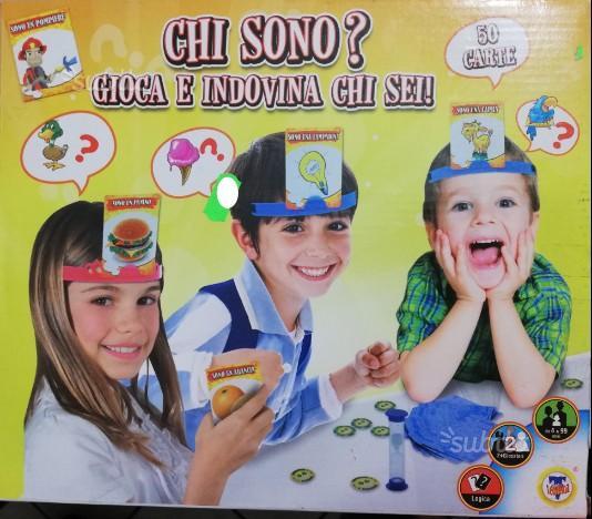 5 Giochi da tavolo per bambini