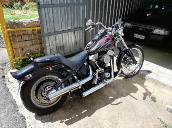 Harley-Davidson night train carburatore