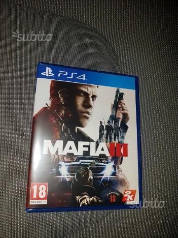 Mafia 3 Ps4 SEMINUOVI