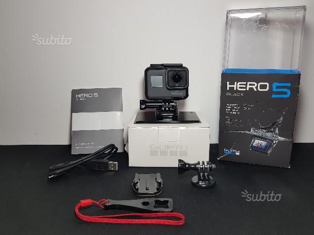 GoPro Hero 5 black 12mpx