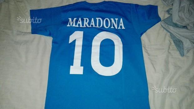 Maglia maradona 1987-88 mai indossata