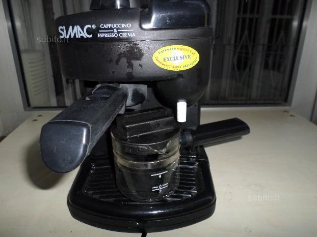 Macchina caffe' simac