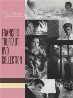 Francois truffaut collezione dvd