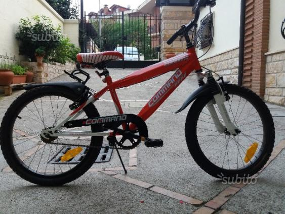 Mountain bike bambino nuova