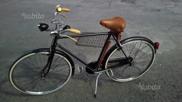 (epoca)bicicletta freni a bacchetta