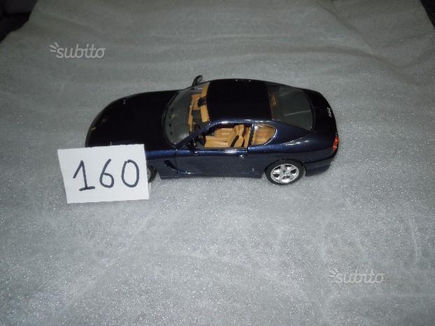 FERRARI -BURAGO - 456 GT 1992 - Colore: BLUE MET