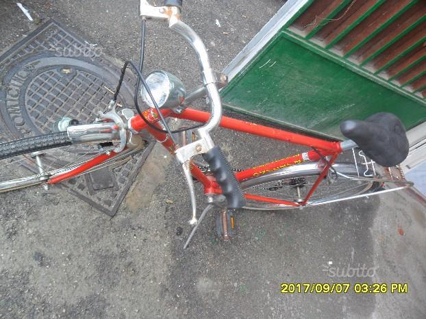 Bicicletta MARZANO antica misura 26