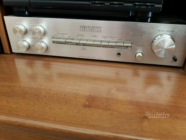 Amplificatore luxman l-2