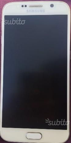 Samsung s6 come nuovo con scatola e tutto