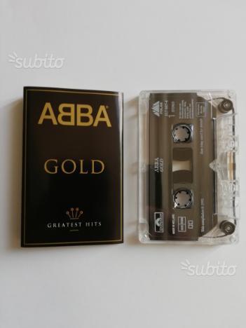 "Musicassetta Abba ""GOLD"" Greatest Hits"