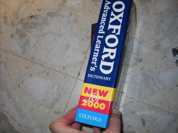 Vocabolario in lingua inglese (Originale)