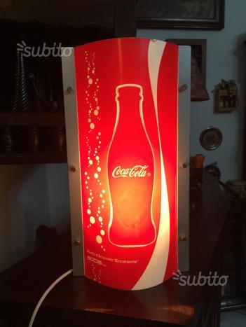 Lampada Coca Cola da Tavolo.Misure;40x21
