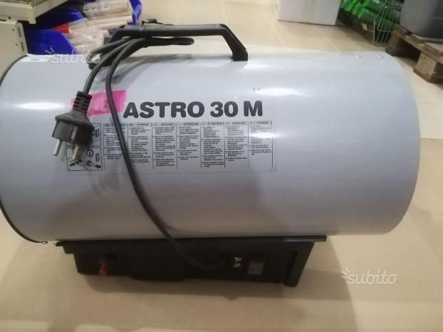 Generatore cannone aria calda gas gpl ASTRO 30 M