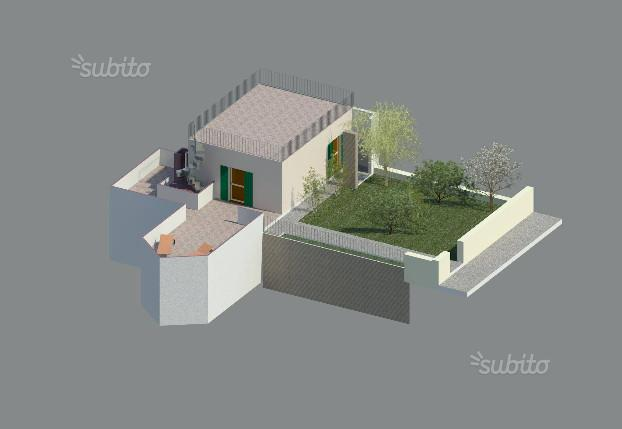 Pioppi/Acciaroli - Casa con giardino - NO AGENZIE