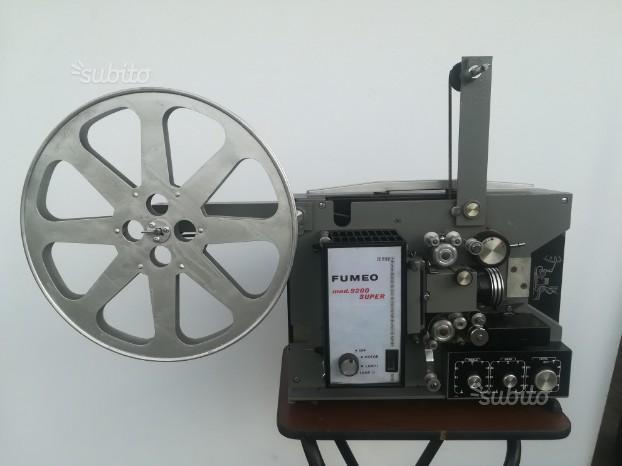 Proiettore fumeo 16m/m 9200 super exsport