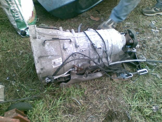 Cambio automatico JAGUAR 2 serie e motore