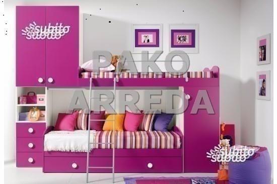 Cameretta / camerette barbie
