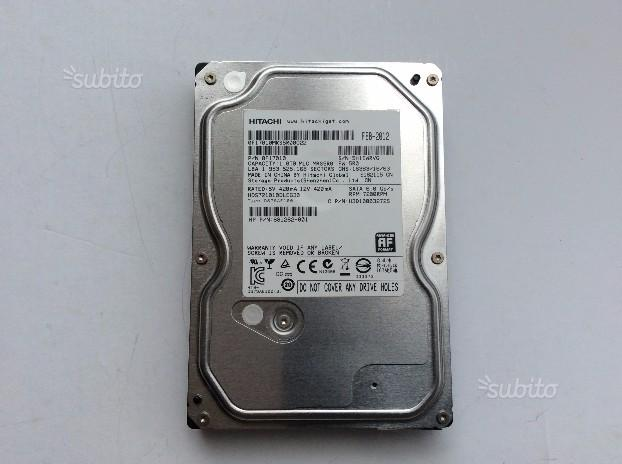 Hardisck HITACHI 1000 Gb Sata
