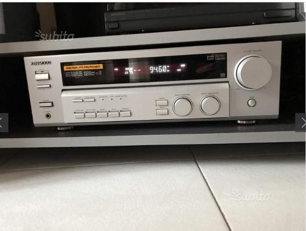 Home theatre kenwood come nuovo