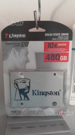 Ssd kingston uv400 480gb nuovo