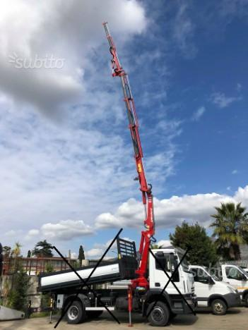 Gru Ferrai 710 A3J2 con antenna usata