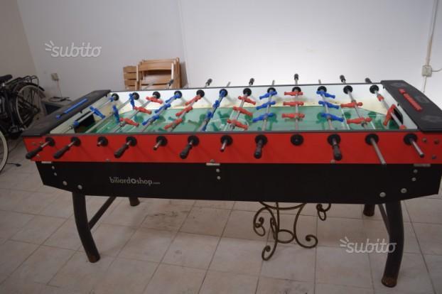 Calcio Balilla 6 giocatori