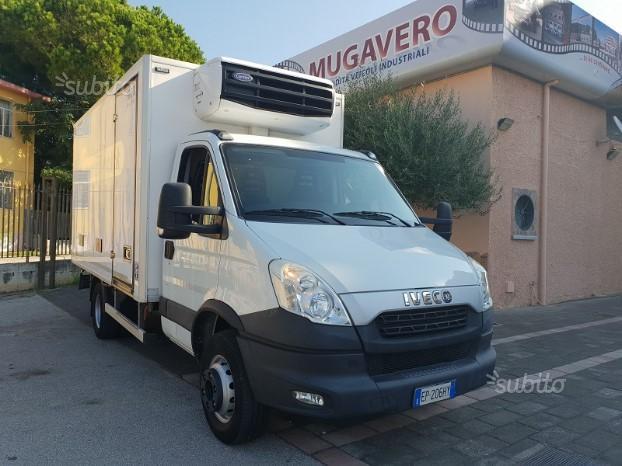 IVECO DAILY 60c15 Frigo EURO 5 - Anno 2012