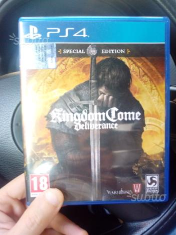 Kingdom come ps4