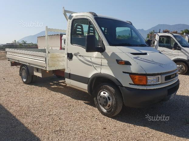 Iveco Daily 35c11 cassone