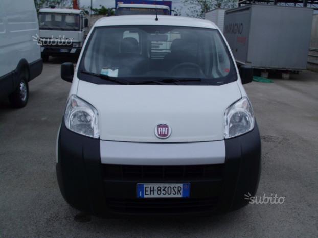 Fiat fiorino 1.3 multijet 75 cv anno 2011 clima