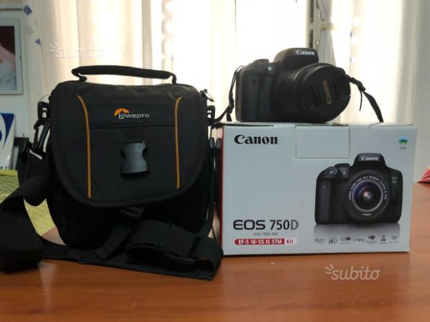 Canon EOS D 750 750d