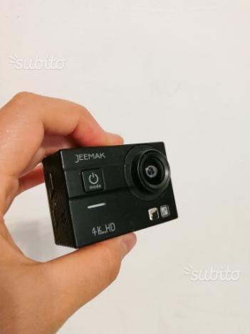 Action Cam 4k Jeemak