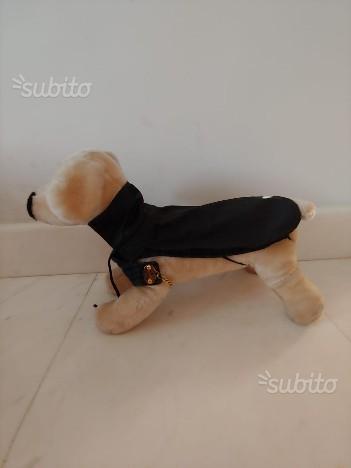 Mantellina per cane con impermeabile