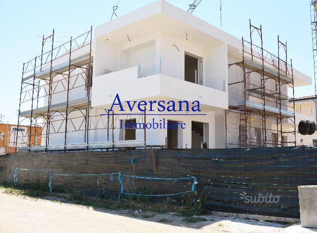 Parete- Villa Capofila in Costruzione 70mq a piano
