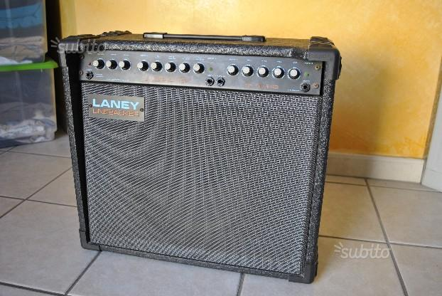 Laney Linebacker reverb 65