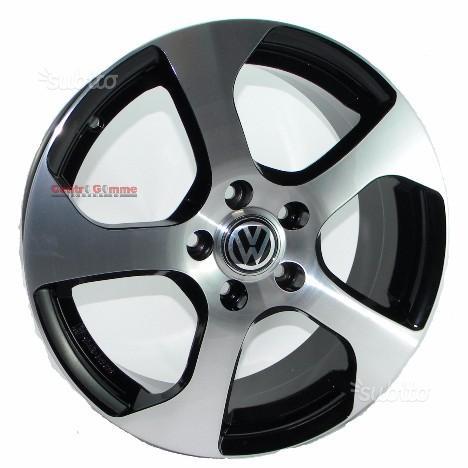 Cerchi In Lega Volkswagen Golf 5 6 7 Kit 17 Nuovi