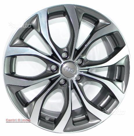 Cerchi In Lega 18 Audi A3 A4 A6 Golf 7 480 Euro
