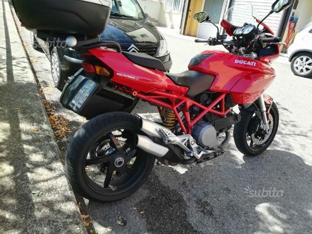 Ducati Multistrada 1100 - 2007