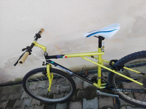 Mountain bike 26 bianchi meta