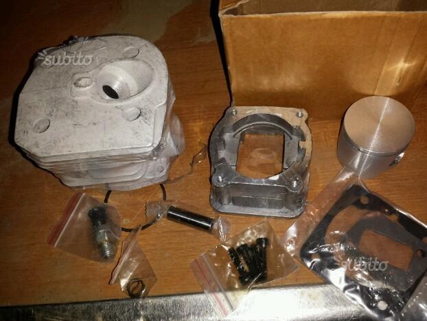 Cilindro e pistone completo x jonsered 2141 2145