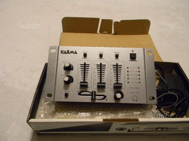 Mixer KARMA -