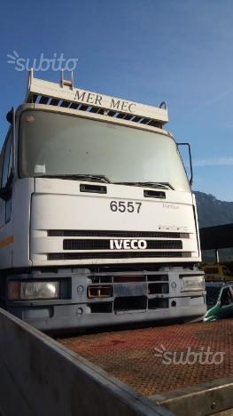 Ricambi Iveco Eurocargo 150 E 23 Doppia cabina